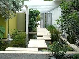 modern minimalist landscape design modern minimalist landscaping