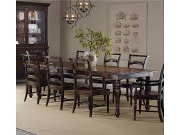 hooker dining table in perfect decorations