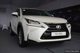 lexus lf nx price lexus suv nx price in india lexus nx suv review first drive