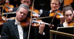 Blind Violinist Famous Stradivarius Violin Recovered From 1980 Theft Heard In Concert For