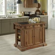 martha stewart living peyton 50 in w wood kitchen island in