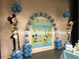 balloon decoration ideas for 1st birthday party best 25 birthday