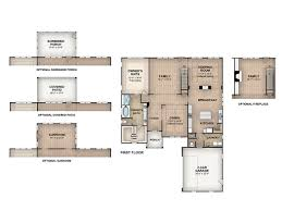 birkdale plan essex homes