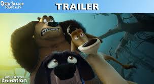open season scared silly official trailer