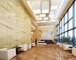 modern lobby lobby design commercial office building decorating trendy dma