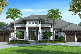 Prairie Style Home Plans Transitional West Indies Style House Plans By Weber Design