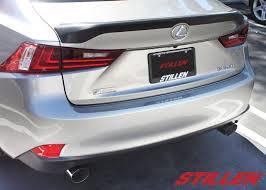 lexus is exhaust stillen 2014 lexus is350 exhaust axle back stillen garage