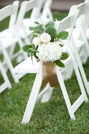 wedding chair decorations must wedding chair decorations for ceremony