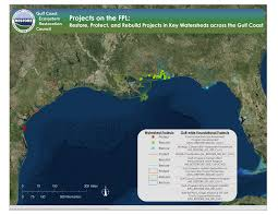 Gulf State Park Map by Initial 2015 Funded Priorities List Restore The Gulf