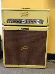 4x10 Guitar Cabinet Peavey Peavey Classic 50 Head And 4x10 Cab 1990s Tweed Heights