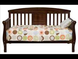 Crib Converts To Toddler Bed Elizabeth Ii Covertible Toddler Bed Converts To Size Bed