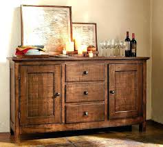 dining sideboard furniture amazing buffet table with wine rack bar