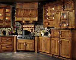 Kitchen Cabinetry Design Excellent Rustic Pine Kitchen Cabinets Quicua With Knotty