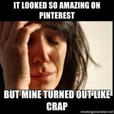 Pinterest Memes - 7 hilarious pinterest memes page 5 of 8 pinterest memes