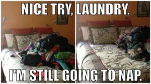Dirty Laundry Meme - nice try laundry meme