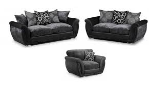 Fabric Chesterfield Sofas Uk by Sofas Center Black Fabric Sofas For Sale Cream Chesterfield