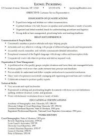 resume skills and abilities exles skills and abilities for resume exles