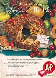 60 fruit and nuts in every fruit cake