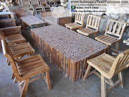 Log Outdoor Furniture by Log Bedroom Furniture
