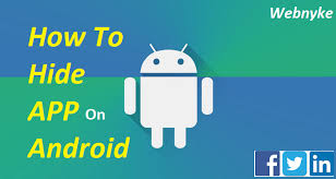 how to hide photos on android how to hide apps on android phone with apex launcher app