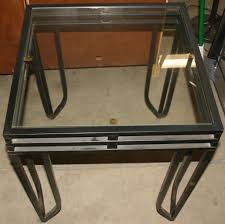 black coffee and end tables glass topped end tables clicvan
