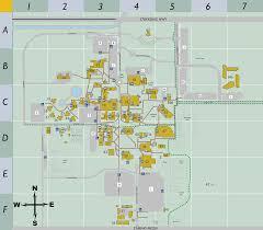 csu building floor plans campus map csu bakersfield