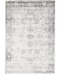 Gray And White Area Rug Deal Alert Mistana Brandt Machine Woven Gray White Area Rug