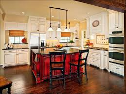 Red Kitchen With White Cabinets 100 Kitchen Red Walls Red Wall Painting Techniques 35 Best