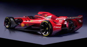ferrari truck concept ferrari asks what the future of formula 1 could be with this