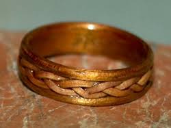 touch wood rings wood you a look at wooden wedding bands featured article