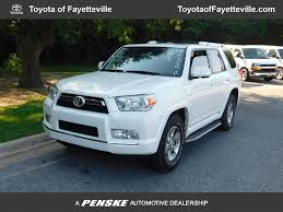 used toyota 2013 used toyota 4runner rwd 4dr v6 sr5 at chevrolet of