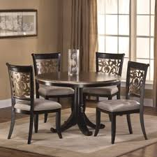 Pedestal Tables And Chairs Pedestal Kitchen U0026 Dining Room Sets You U0027ll Love Wayfair