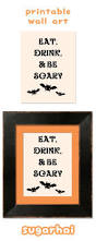 halloween wall decorations printable u2022 halloween decoration
