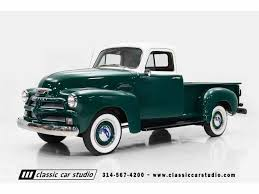 Classic Chevy Trucks Models - 1954 chevrolet 3100 for sale on classiccars com 21 available