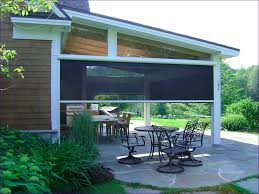 outdoor ideas roll up porch blinds outside shades and blinds