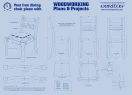 Dining Room Furniture Plans Stunning Plans For Dining Room Chairs 39 With Additional Used
