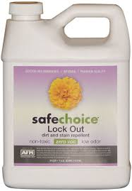 afm safechoice lock out odor dirt and stain repellent for