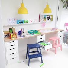 Kid Study Desk Study Desk For Best 25 Desk Space Ideas On Pinterest