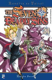the seven deadly sins mangá the seven deadly sins nanatsu no taizai mangás jbc