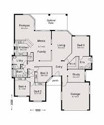 One Madison Floor Plans Our Single Storey Homes House Designs House Plans Prices