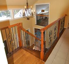 Wrought Iron Banister Another Portfolio Update U2013 Wrought Iron Baluster Staircase East