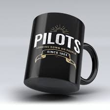 halloween coffee mugs pilot u0027s husband