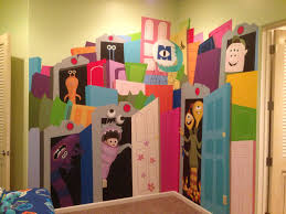 50 off wallpaper murals direct for you cheap and best wall self hand made monster inc wall mural by kid murals dana home decor magazines home