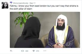 Islamic Memes - muslim teens have made this islamic scholar into a gigantic meme