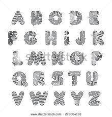 fingerprint letter banco de imagens imagens e vetores livres de