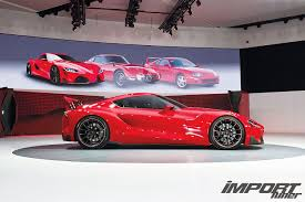How Much Does The Toyota Ft1 Cost Toyota Ft 1 Concept Car Toyota Supra 20xx