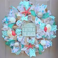 is better at the wreath seashell wreath starfish