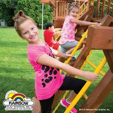 Rainbow Play Systems The Perfect Playset For Your Little Ones Rainbow Play Systems Of