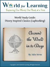 quick study guides world study guide literature series around the world in 80 days