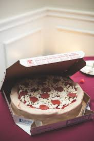 grooms cake non traditional wedding cake a pizza cake for the groom s cake